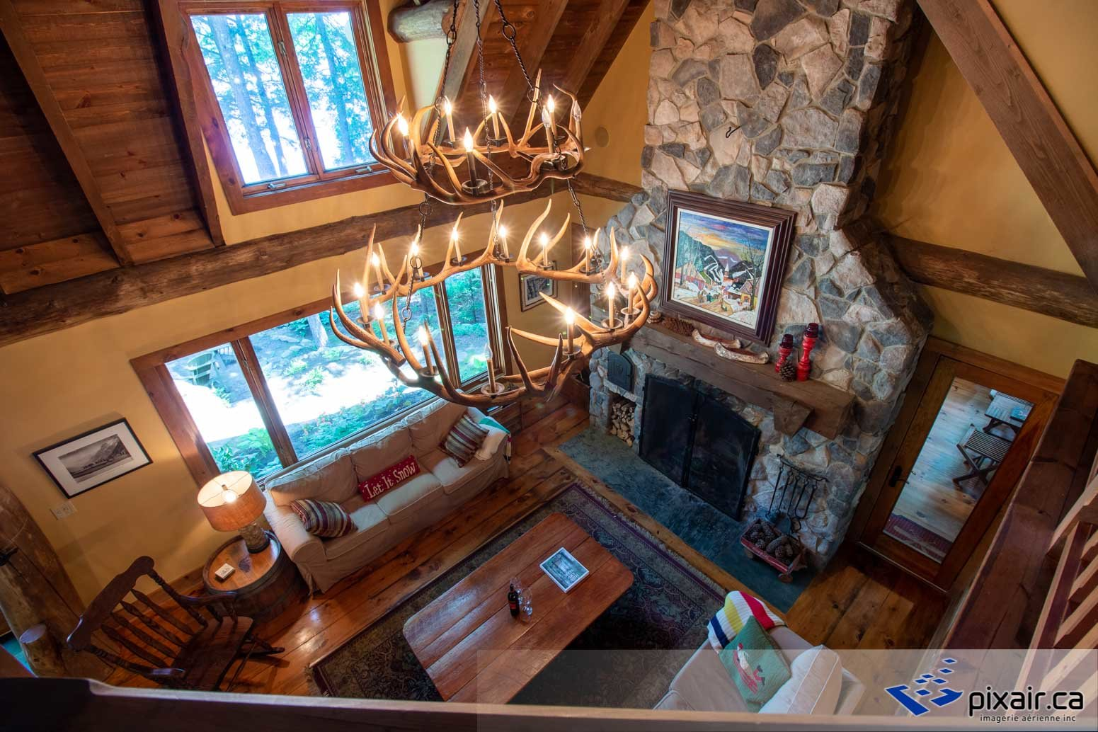 Immobilier chalet