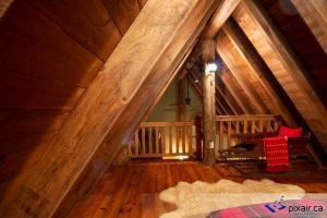 Photo courtier chalet